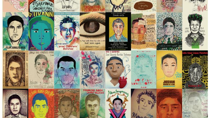 #IlustradoresConAyotzinapa iniciativa