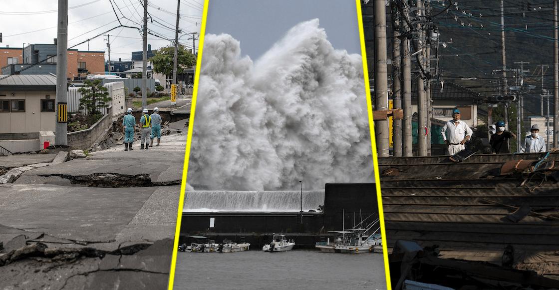 Japón prepara reconstrucción tras sismo en Hokkaido y el tifón Jebi
