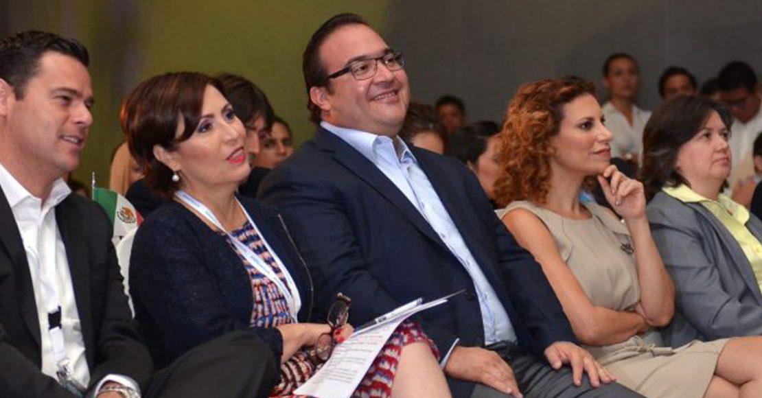 ¿Qué conecta a Rosario Robles con Javier Duarte? Empresas fantasma...