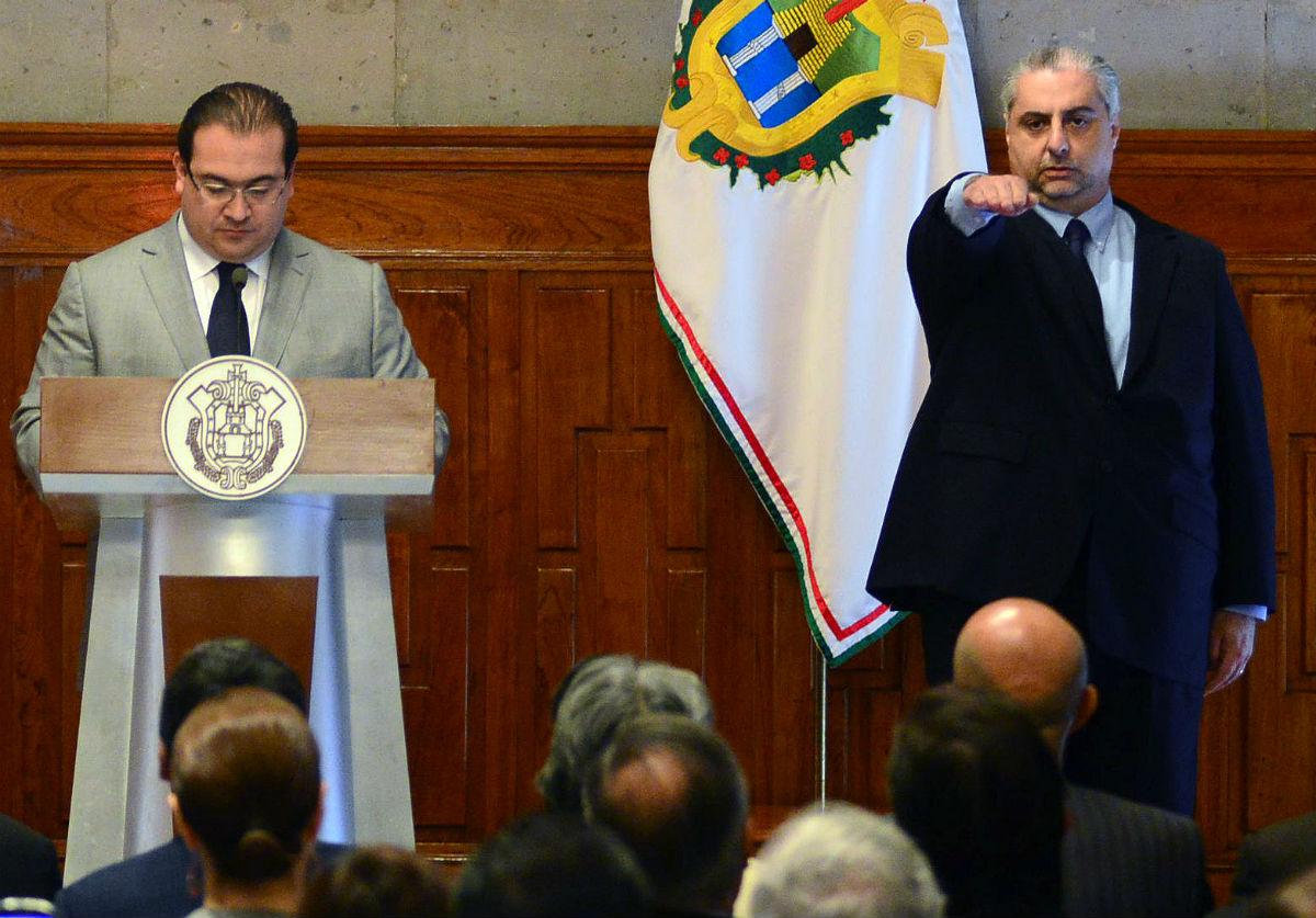 Juan Antonio Nemi Dib, ex secretatario particular de Javidú