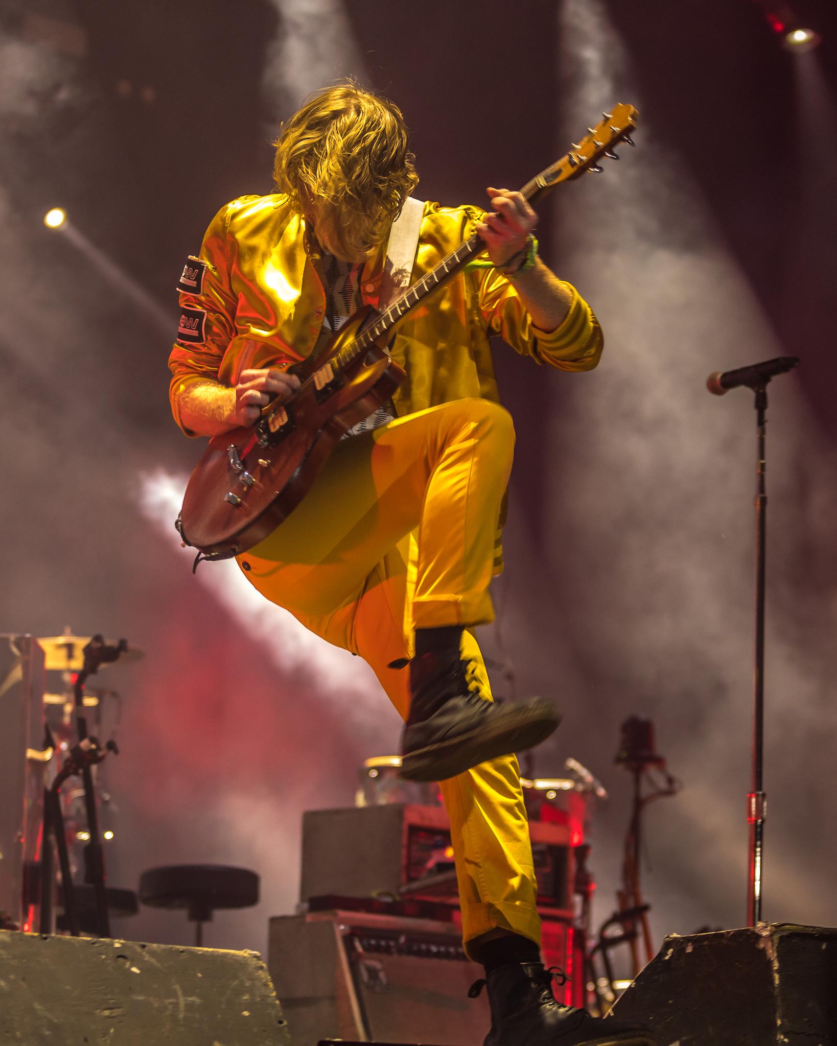 Arcade Fire dio un show IMPRESIONANTE que posiblemente no verás en México