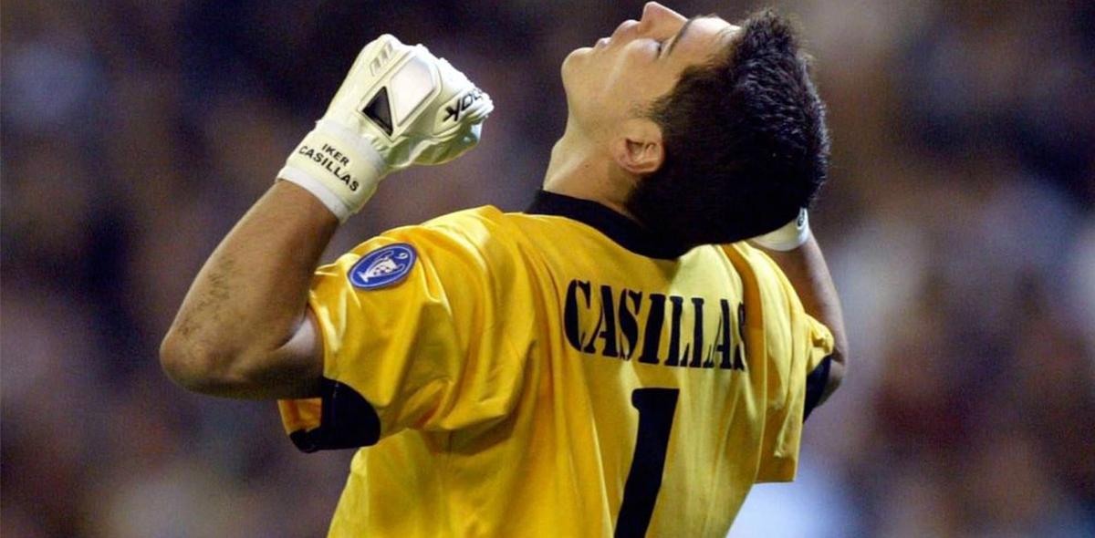 El día que comenzó la leyenda de Iker Casillas con el Real Madrid