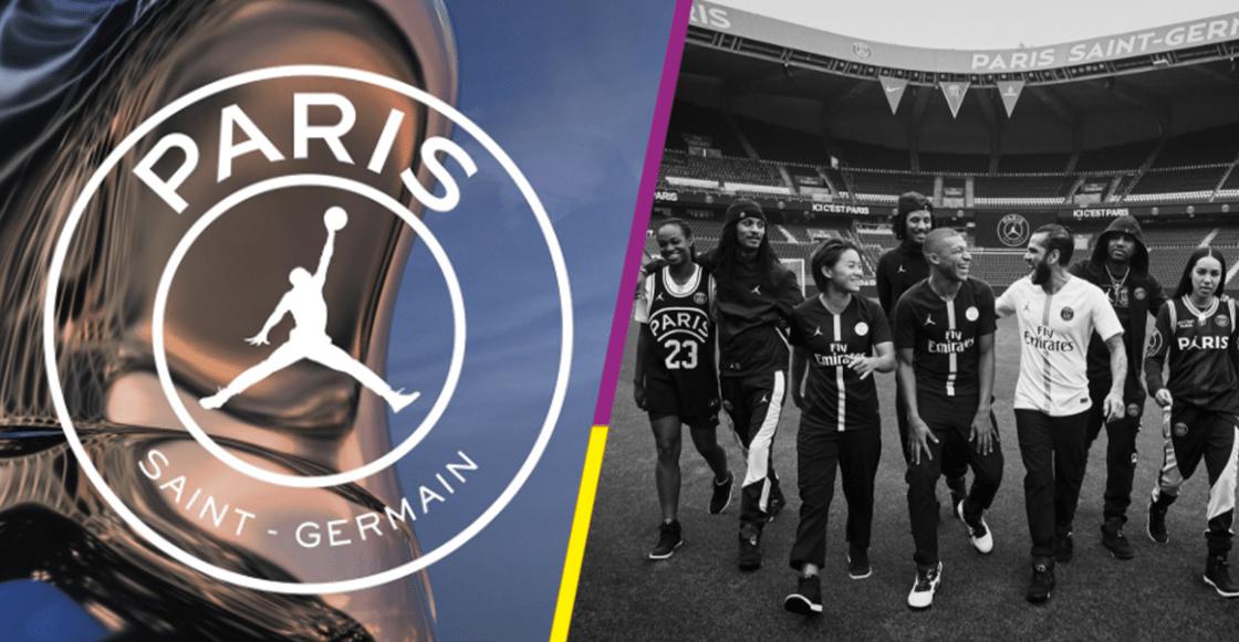 PSG y Jordan Brand lanzan su acuerdo de colaboración