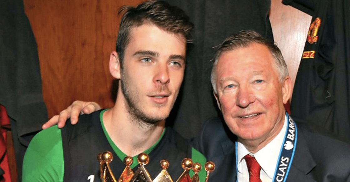 David De Gea y el día que fue fichado por Sir Alex Ferguson