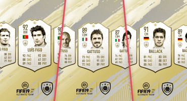 Ballack, Gattuso, Figo y otras leyendas se sumarán al FIFA 19
