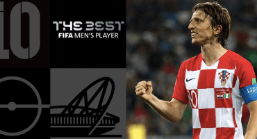 ¡Adiós 'CR7'! Luka Modric se lleva el premio The Best de la FIFA
