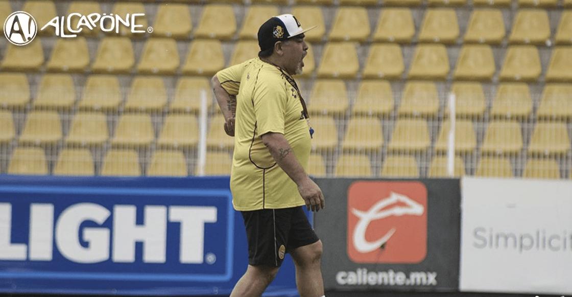 Con ustedes... ¡El narcocorrido a Diego Armando Maradona!