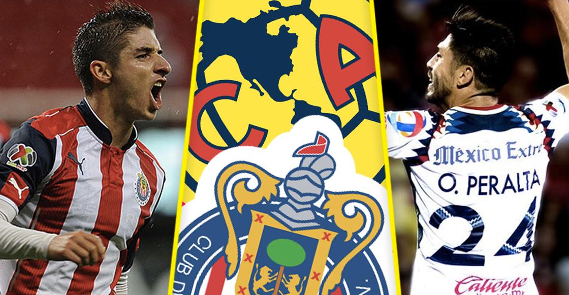 Clásico Nacional: Los 5 mejores partidos de América vs Chivas