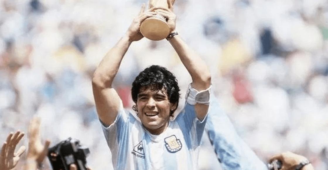 La serie sobre Maradona presentó sus protagonistas — Encuentre las diferencias