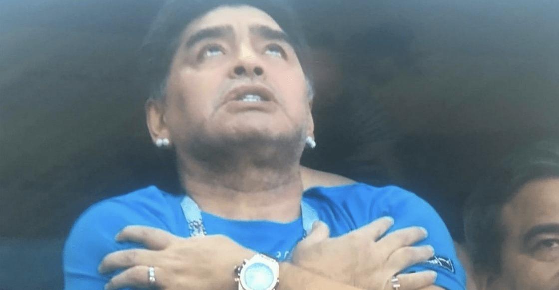 ¿Corto Circuito? El extravagante Maradona en la 'maravillosa' Liga de Ascenso