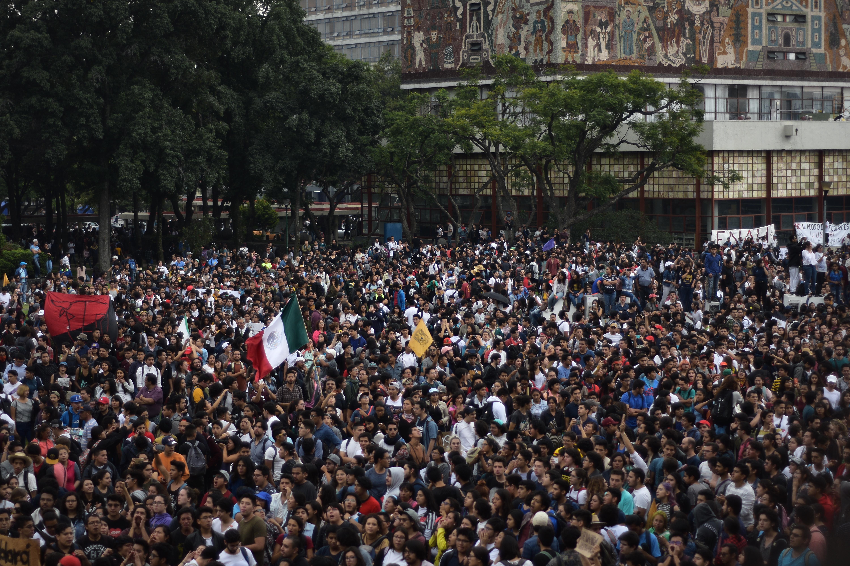 Sobre lo que sucede en la UNAM: Hay que repensar las asambleas universitarias