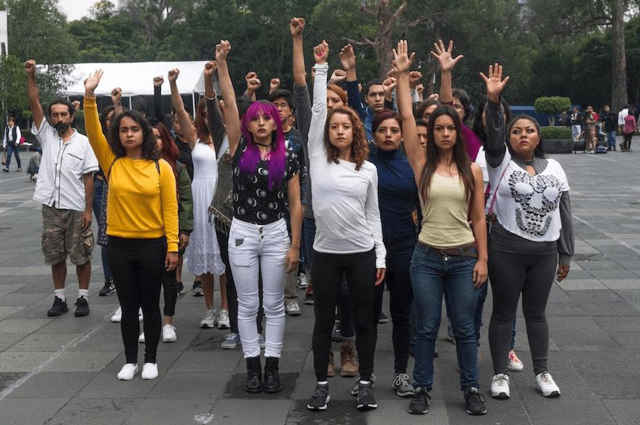 En imágenes: 50 años después, así se vivió la #MarchaDelSilencio
