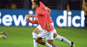 ¿Y cómo le fue a Marco Fabián en su regreso de titular al Eintracht?