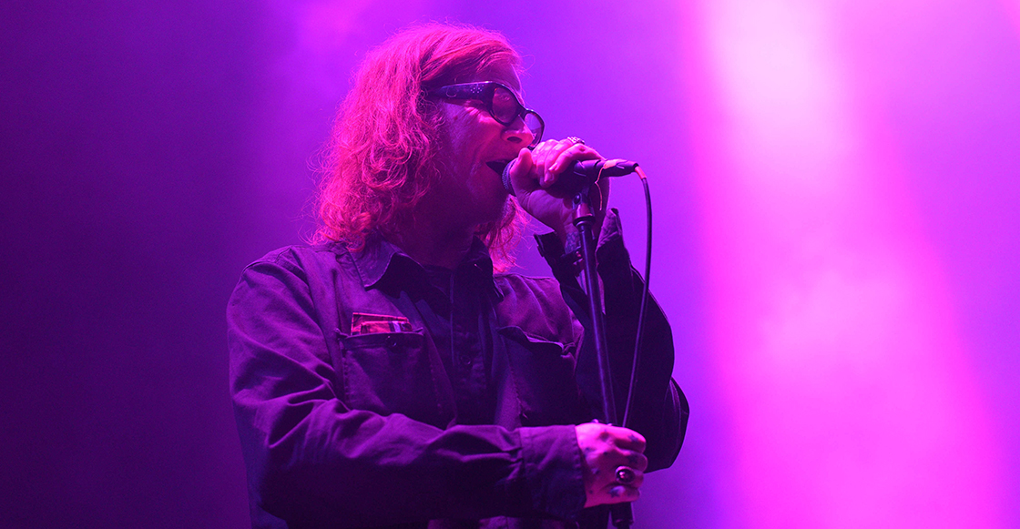 Rasposo, oscuro y visceral: Mark Lanegan en El Plaza Condesa
