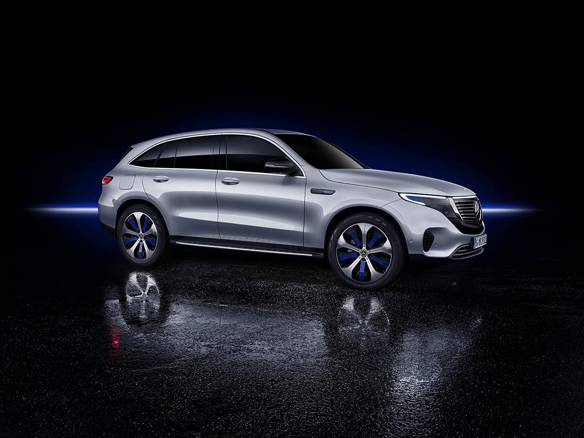 ¡El primer eléctrico de Mercedes!