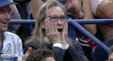 Se superó a sí misma: Meryl Streep ya tiene nuevo meme