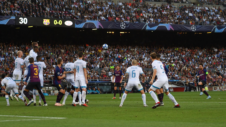 ¿De qué planeta eres? En imágenes checa el golazo de Messi al PSV