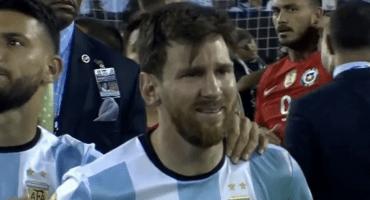 Así fue el día más triste en la vida de Lionel Messi con Argentina