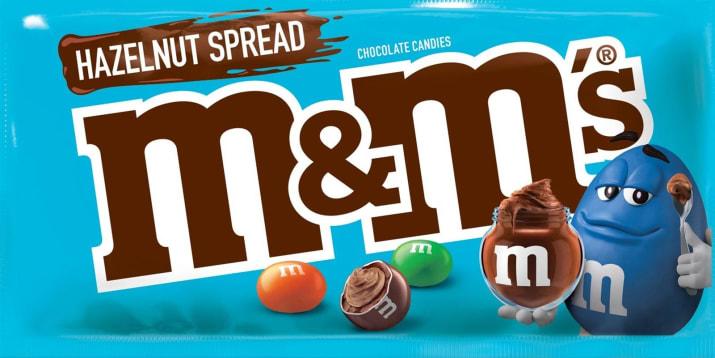 ¡Nuevas noticias de M&M's!