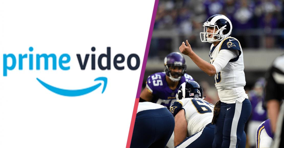 Amazon Prime Video Nfl España