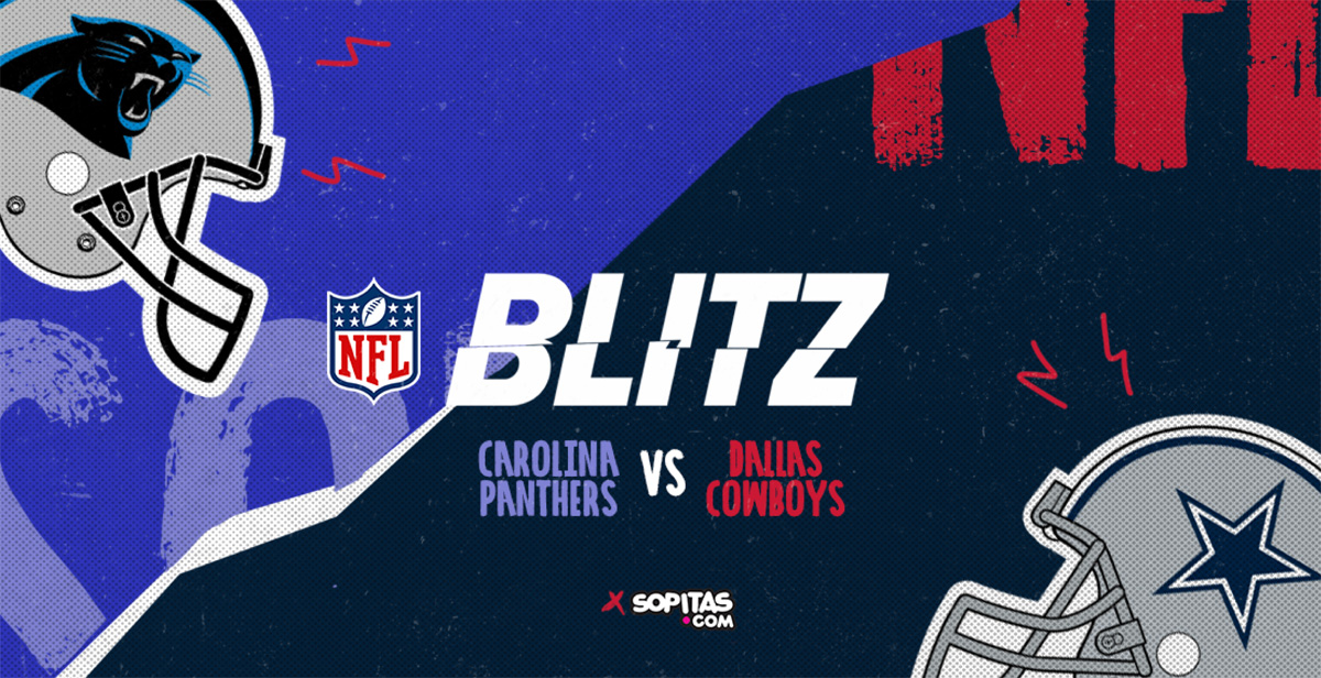 NFL BLITZ: Carolina Panthers vs Dallas Cowboys