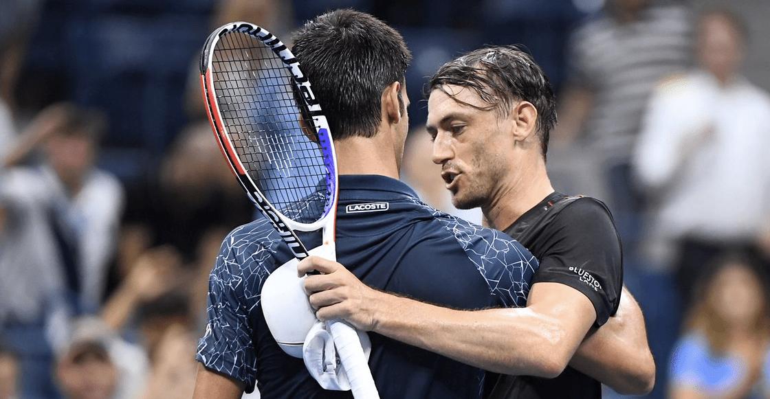 ¿Polvos mágicos? ¿Qué fue lo que tomó Novak Djokovic en el US Open?