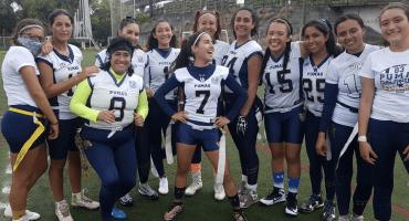 ¿Discriminación? Autoridades de la UNAM desalojan a equipo femenil de tochito
