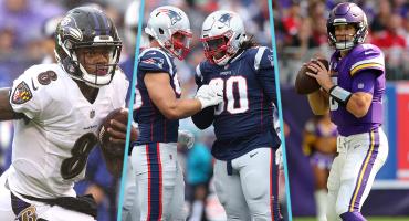 Los 3 partidos imperdibles de la Semana 2 de la NFL