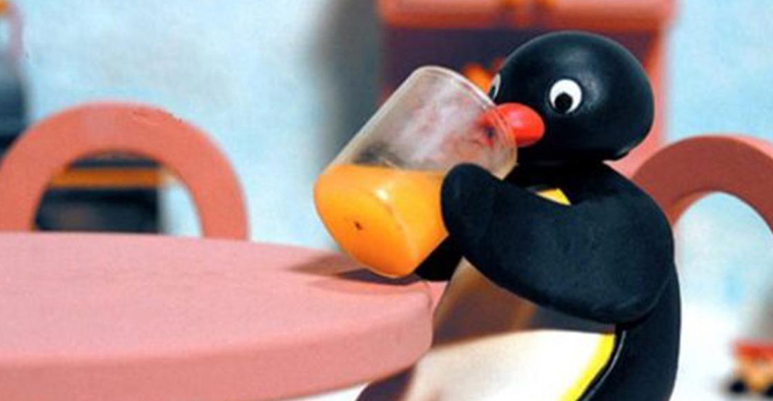 ¡Aquí está la primera imagen de la nueva serie de Pingu!