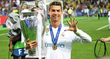 3 razones por las que Cristiano Ronaldo debería ganar el premio The Best