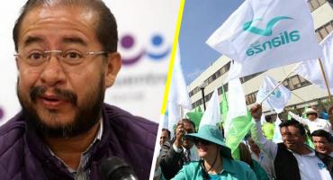 ¡Pum!: INE declara pérdida de registro para el PES y Panal