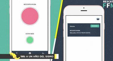 19S: A un año del sismo: Rescate FFM, la app que podría salvarte la vida