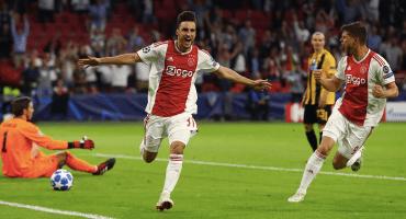 Ajax golea; Shakhtar y Hoffenheim dividen unidades