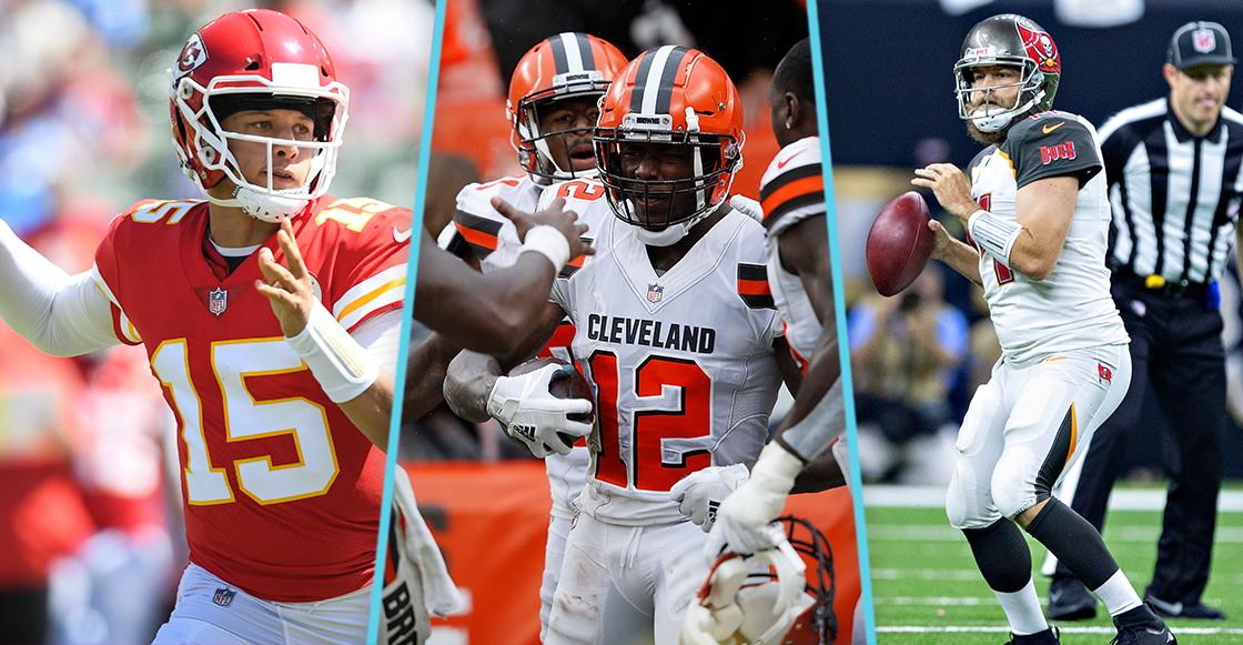 7 puntos para resumir la Semana 1 de la NFL