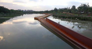 Whaaat?! En China cambiaron el nombre de un río porque sonaba muy árabe