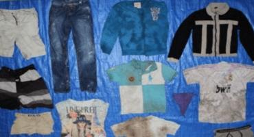 Publican catálogo fotográfico de prendas halladas en fosas clandestinas, en Veracruz