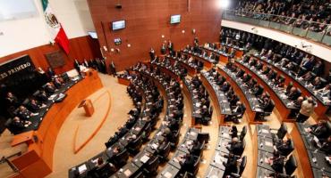 ¡Sestán peliando! PAN y Morena se agarran del chongo en el pleno del Senado