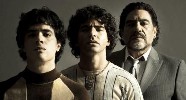 ¡Tiembla Luis Mi! Se viene la serie de Diego Armando Maradona