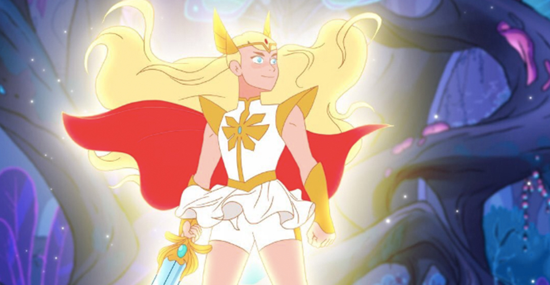 ¡Checa el primer teaser de She-Ra and the Princesses of Power!