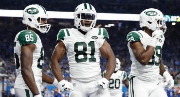 Checa las 3 mejores jugadas del triunfo de los Jets sobre los Lions