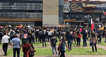 Gobierno CDMX pone en la mesa creación de una Policía Universitaria