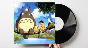 ¡Sííí! Studio Ghibli lanzará vinilo de los soundtracks de sus filmes ❤️