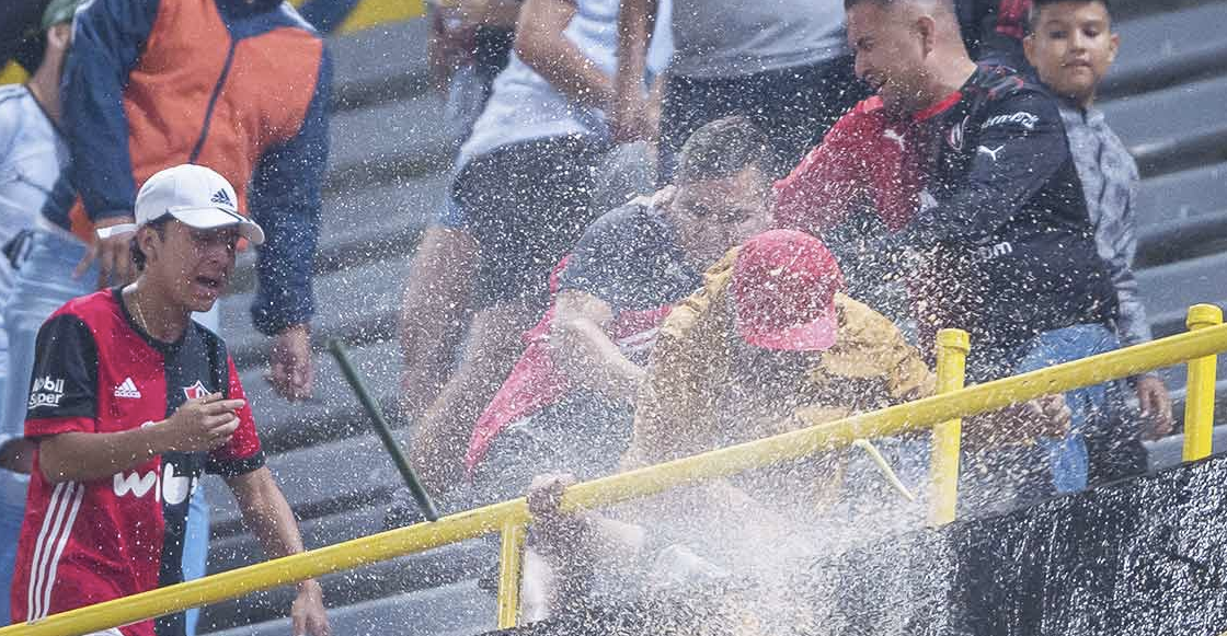 La violencia del futbol mexicano: todo comienza en las redes sociales
