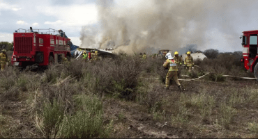 Separan del cargo a tres pilotos de Aeroméxico por accidente del vuelo 2431
