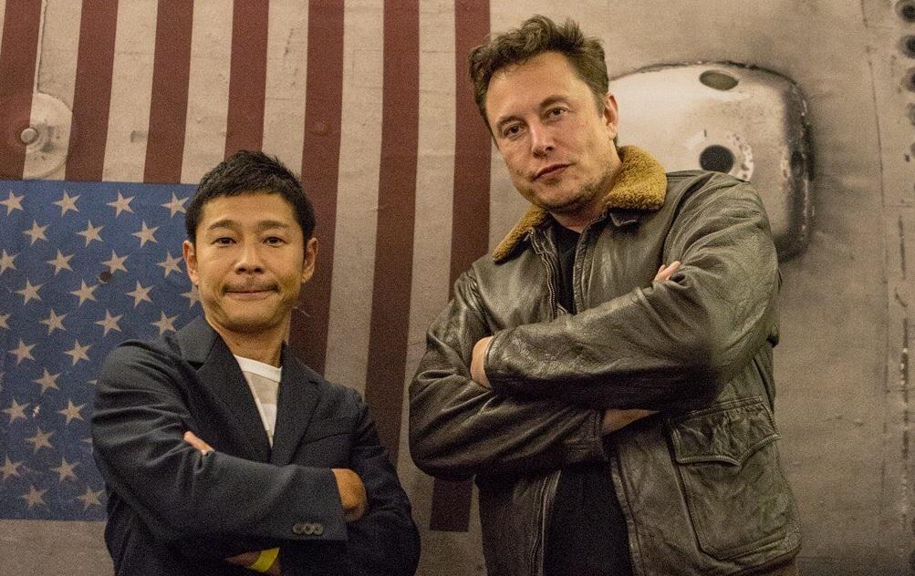SpaceX anuncia fecha para el primer viaje turístico a la Luna