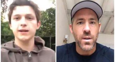 Emotivos mensajes de estrellas de Marvel a un fan con cáncer terminal