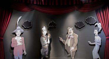Arranca la expo '¿Actuamos como caballeros o como lo que somos?' en el Museo del Estanquillo