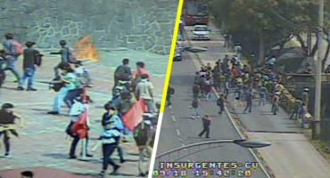 Facultades de la UNAM anuncian paro de labores tras agresiones en rectoría