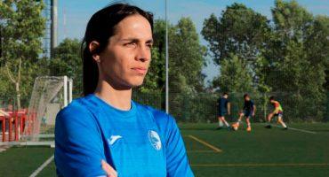 Alba Palacios: primera mujer transgénero en jugar futbol profesional en España