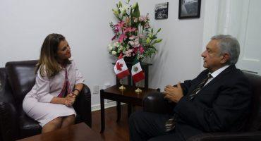 Si no hay TLCAN, México buscará acuerdo bilateral con Canadá: AMLO